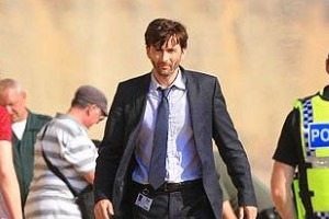 David Tennant in Broadchurch