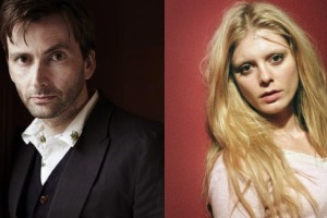 David Tennant & Emilia Fox star as Leo & Emmi