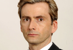 David Tennant in The Politician's Husband
